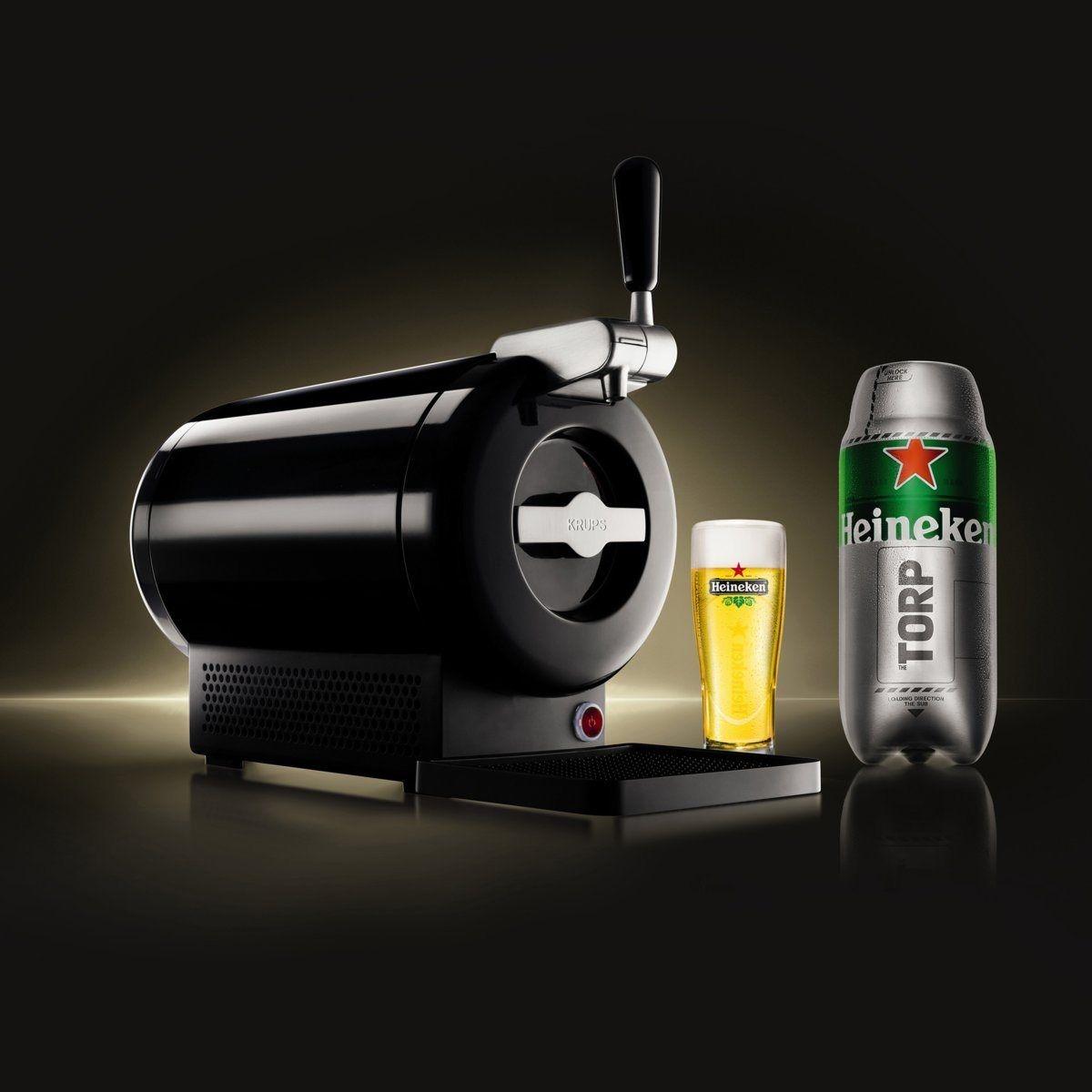 Machine à bière Krups VB650810