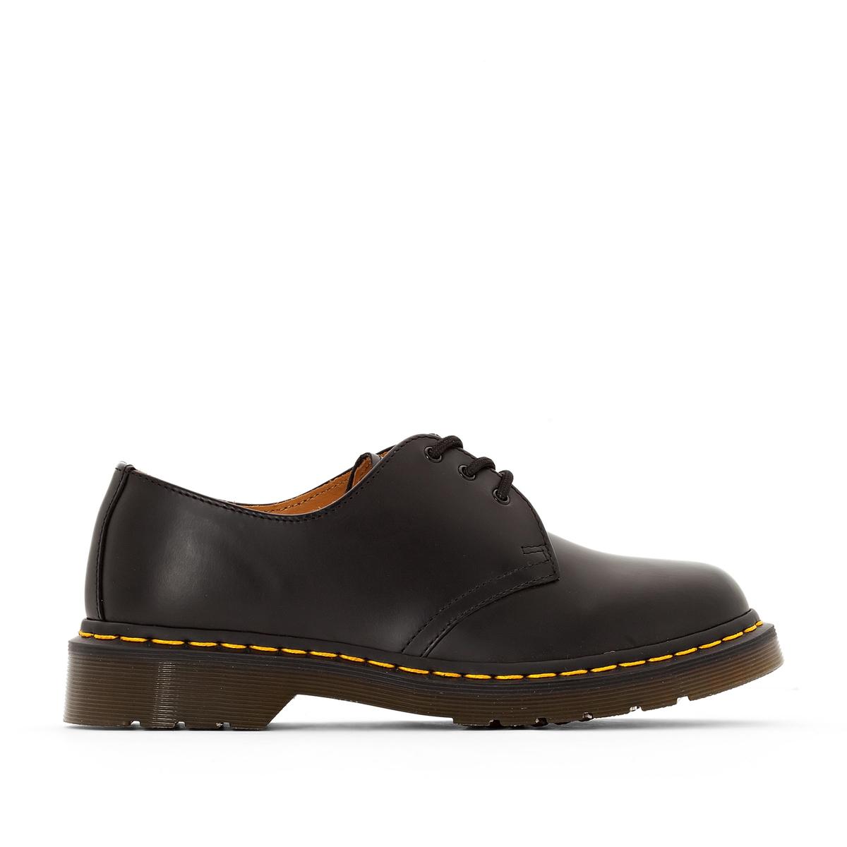 Дерби La Redoute Кожаные 44 черный ботинки дерби la redoute кожаные divyo 39 оранжевый