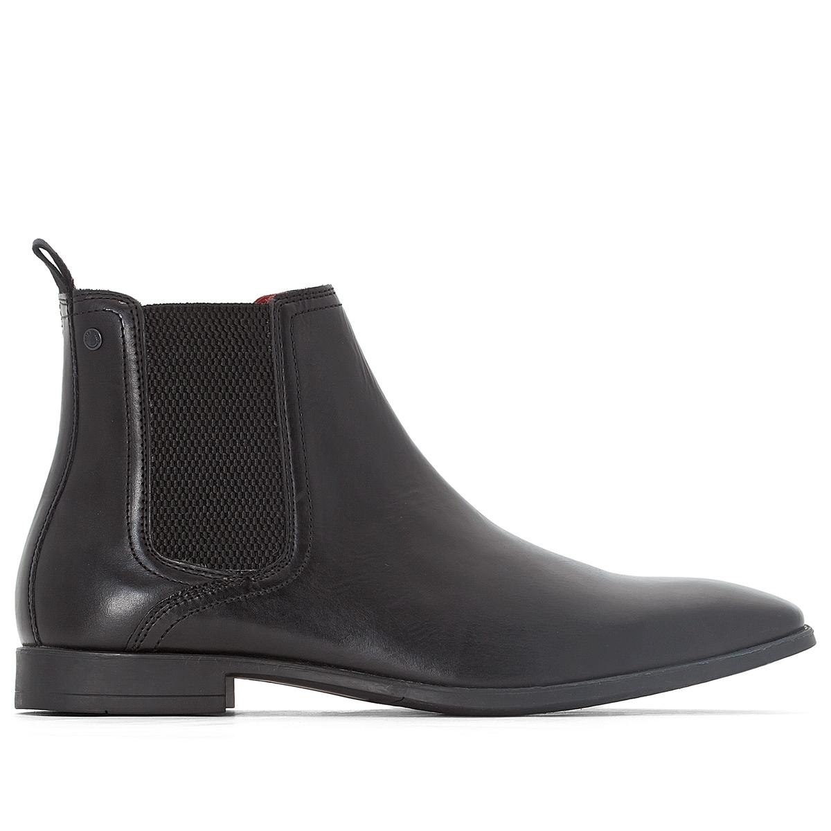 Ботинки-челси кожаные GUINEA