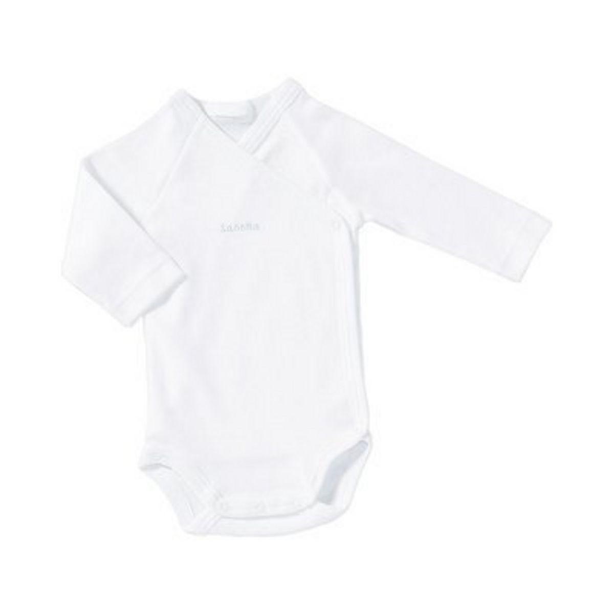 Sanetta Body portefeuille à manches longues bébé