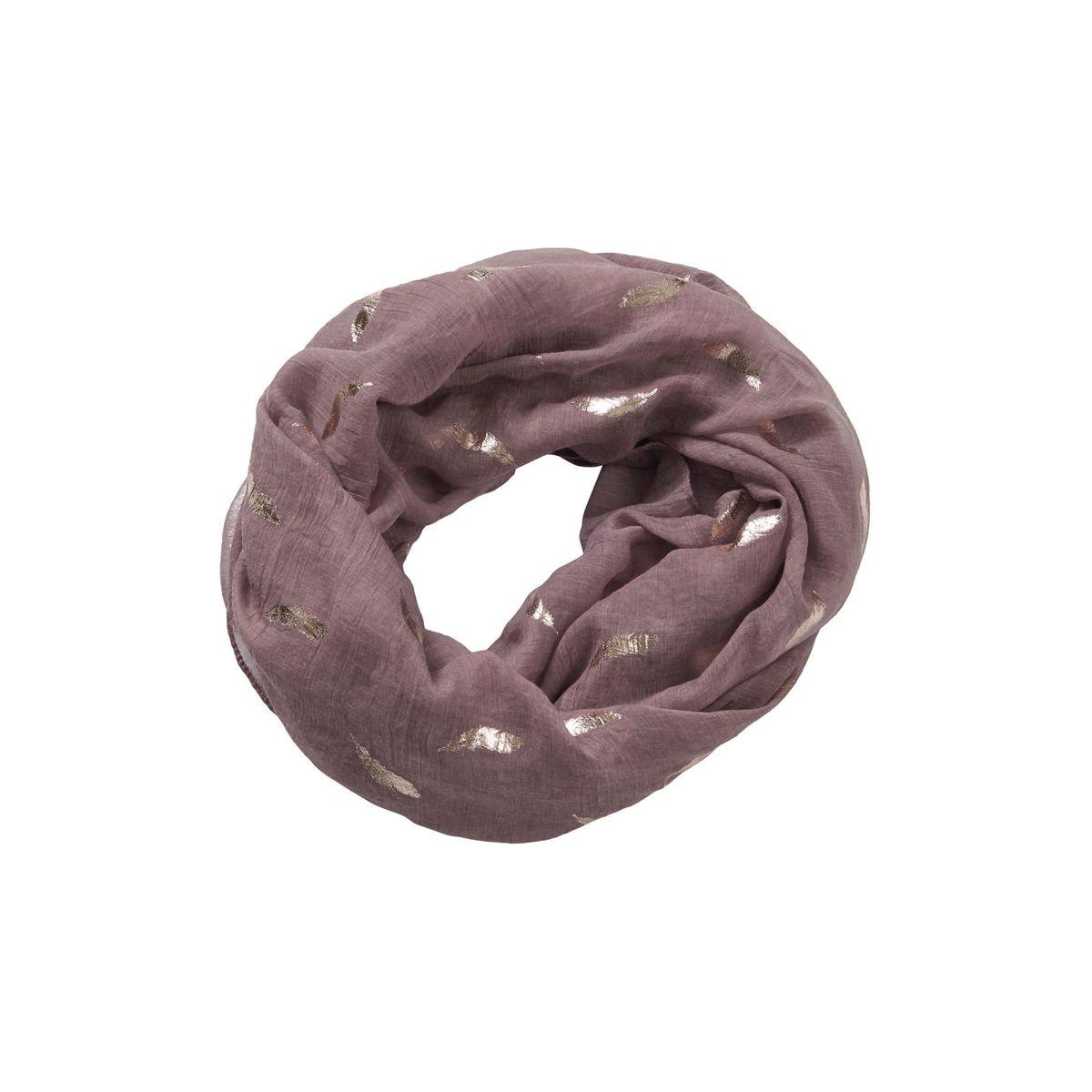 Echarpe loop avec fil Fil textile