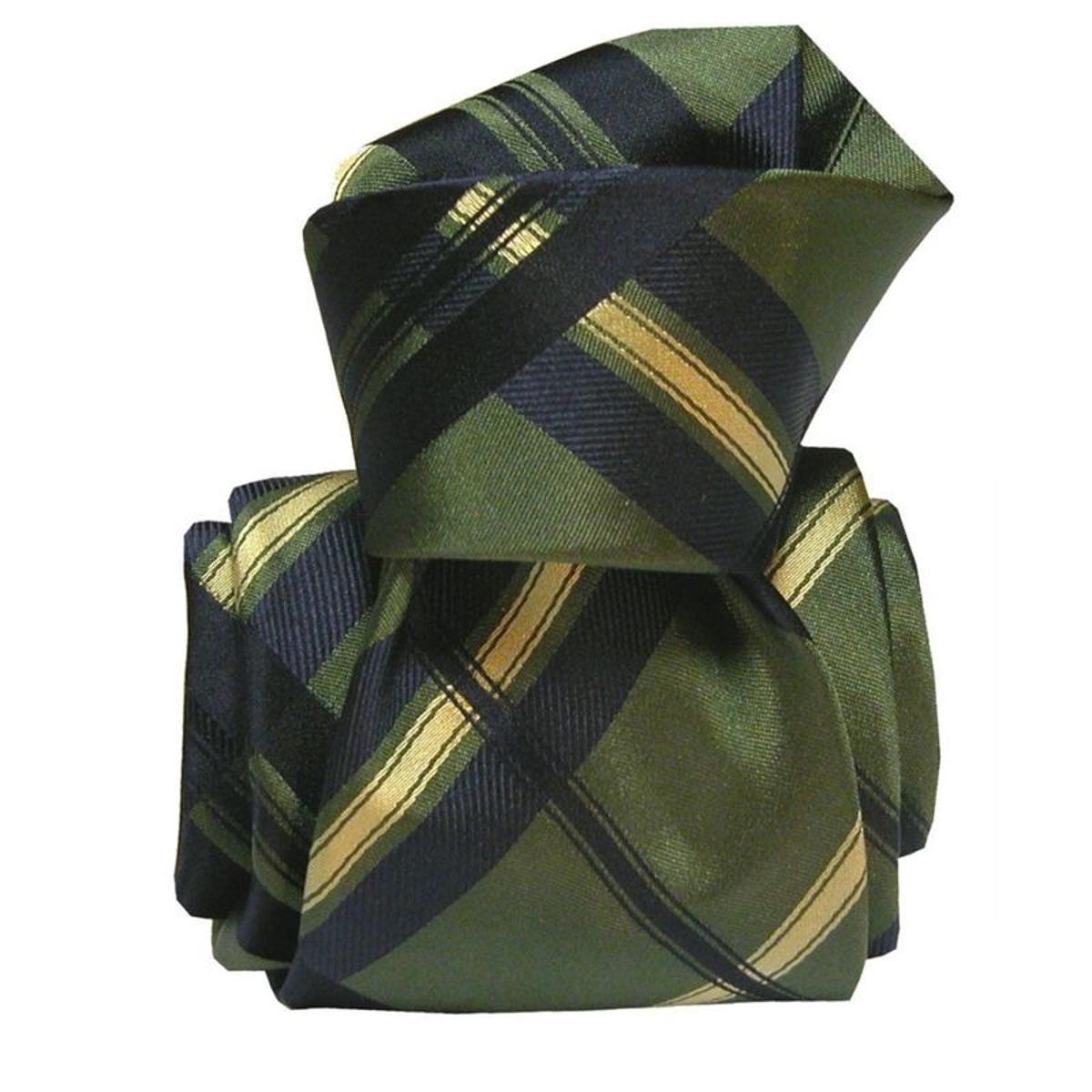 Cravate luxe soie rimini