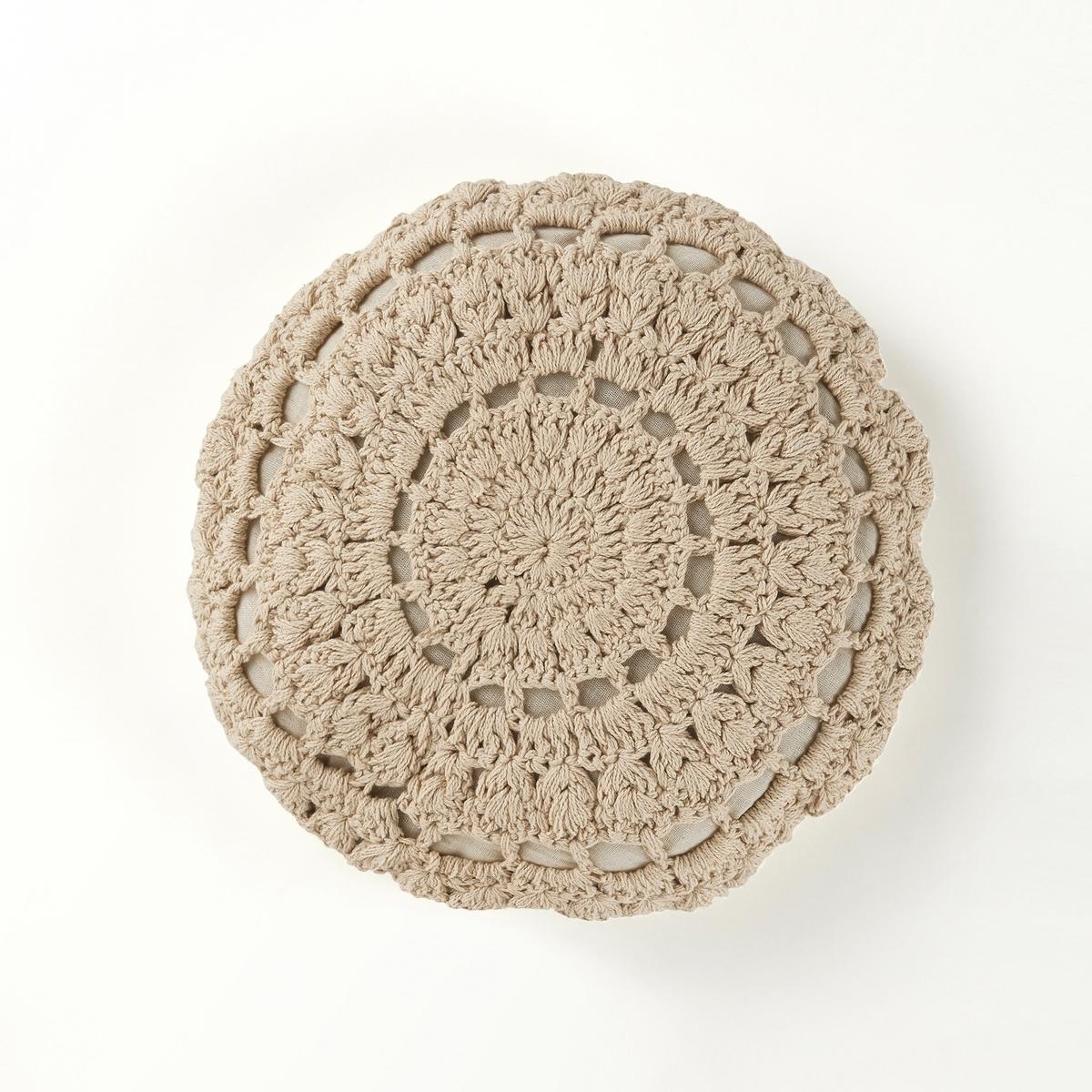 Подушка-валик круглая