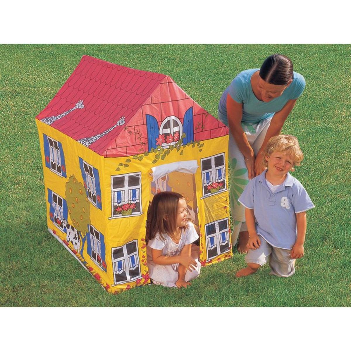 Cabane enfant - Maison d'enfant - 102 x 76cm x 114cm