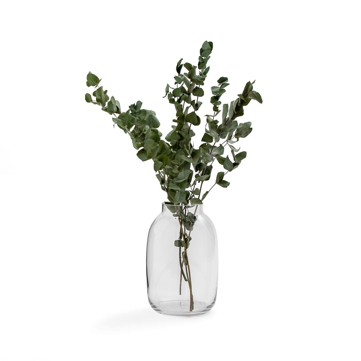 Ваза LaRedoute Из стекла В27 см Tamagni единый размер другие ваза la redoute из стекла с обсыпкой выс см callipe единый размер серый