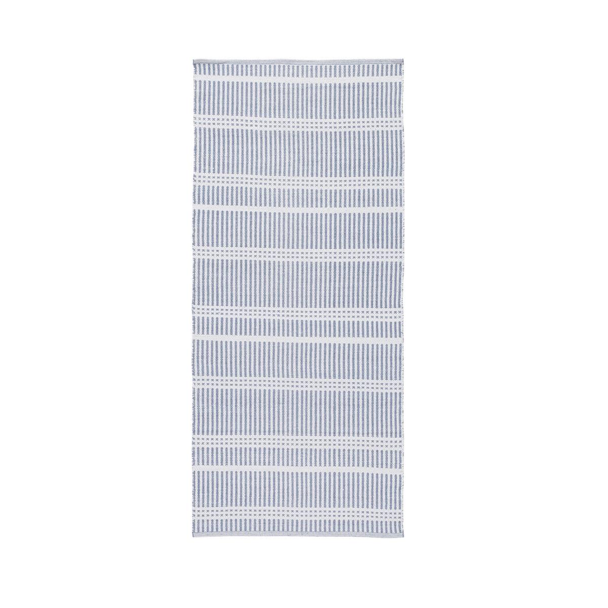 Ковровая La Redoute Дорожка для экстерьера Lasvis рисунок в полоску 90 x 200 см белый ковер la redoute горизонтального плетения с рисунком цементная плитка iswik 120 x 170 см бежевый
