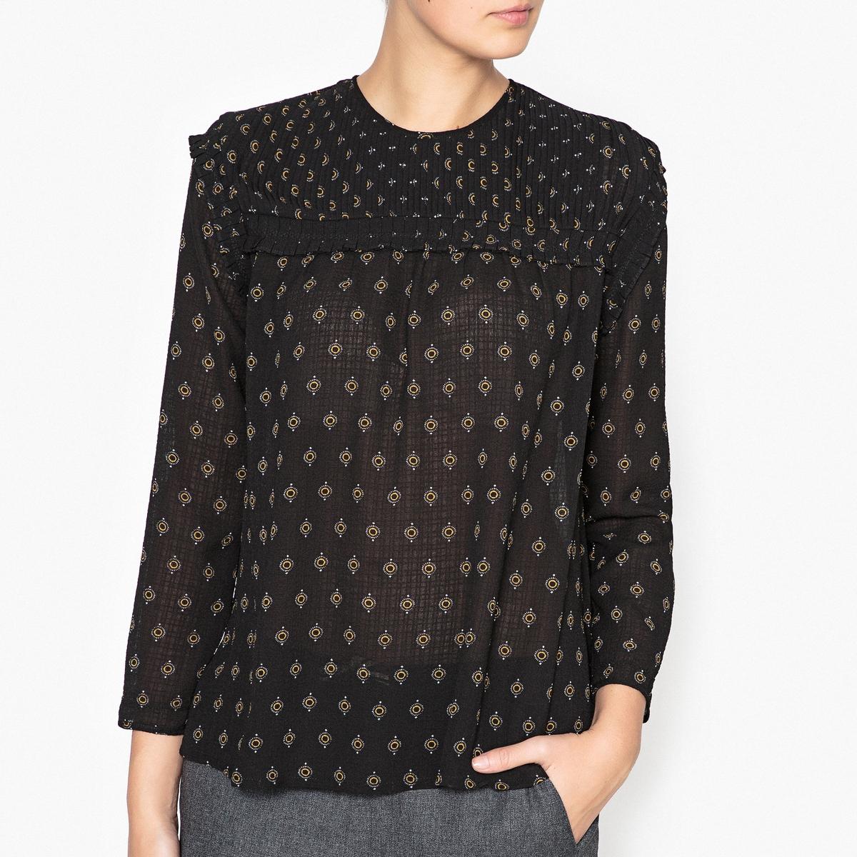 Блузка с плиссированным эффектом JGARAGE