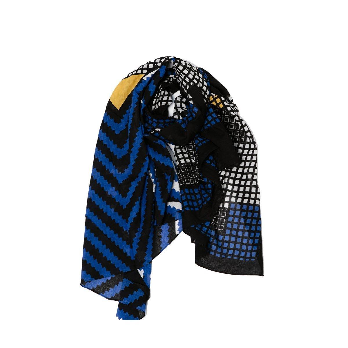 Foulard mixte en voile de coton - Pixel Tribe