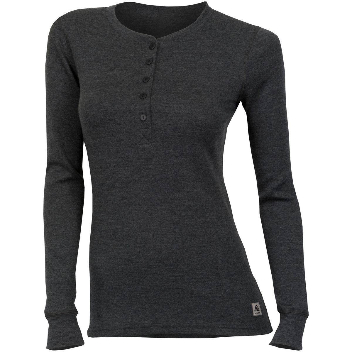 WarmWool - Sous-vêtement Femme - gris
