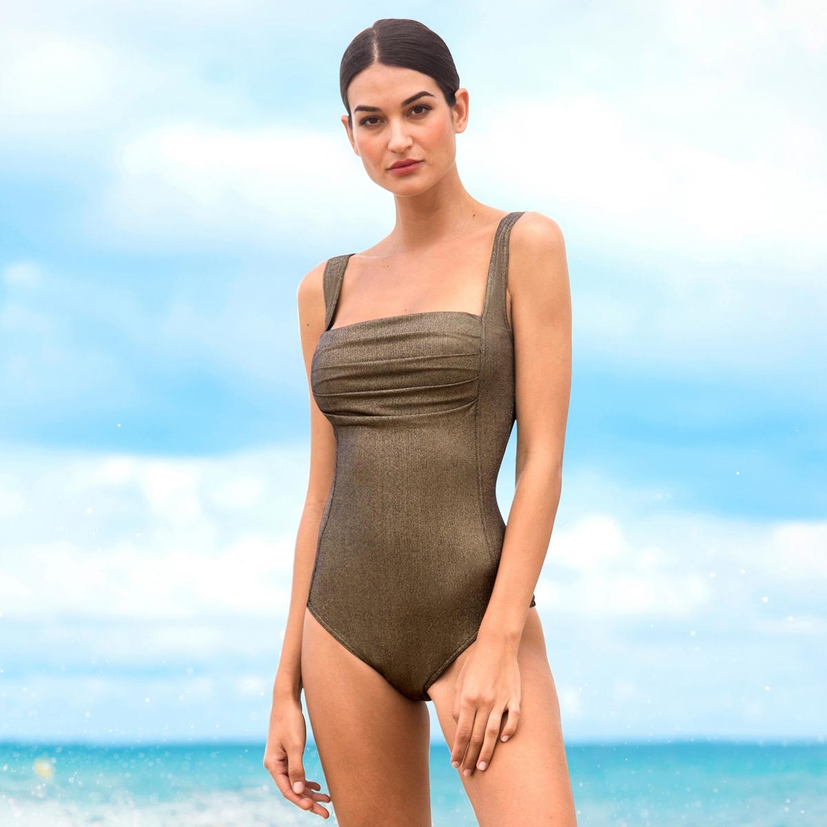 Imagen principal de producto de Bañador, efecto vientre plano - Anne weyburn