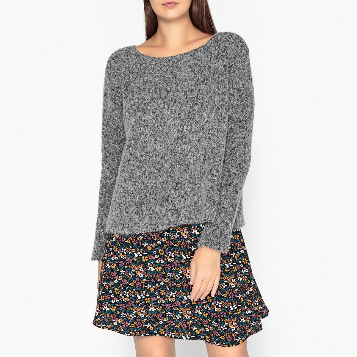 Пуловер с вырезом-лодочкой ZAPITOWN цены онлайн