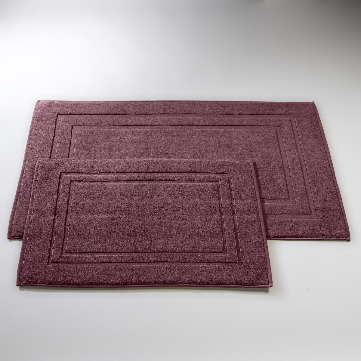 Коврик La Redoute Для ванной гм 60 x 100 см фиолетовый