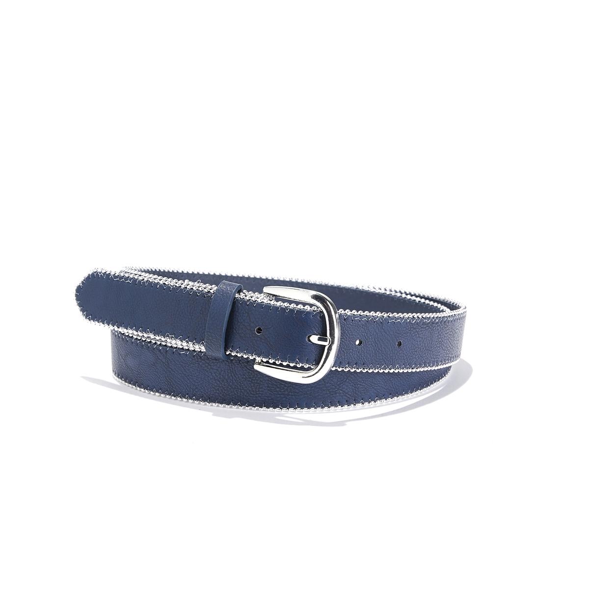 Cintura bordo con perle