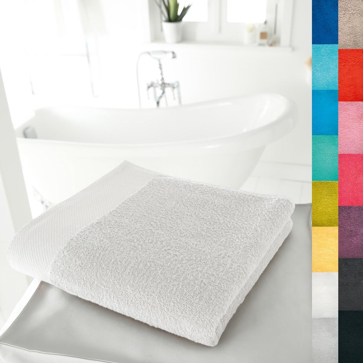 Полотенце банное, 420 г/м?Мягкая и прочная ткань, 100% хлопка, 420 г/м?. Кайма крупинки. Отличные впитывающие свойства. Размер 70 х 140 см.  Стирка при 60°. Превосходная стойкость цвета.  Машинная сушка.<br><br>Цвет: белый,голубой бирюзовый,гренадин,зеленый анис,темно-серо-каштановый светлый<br>Размер: 70 x 140 см.70 x 140 см