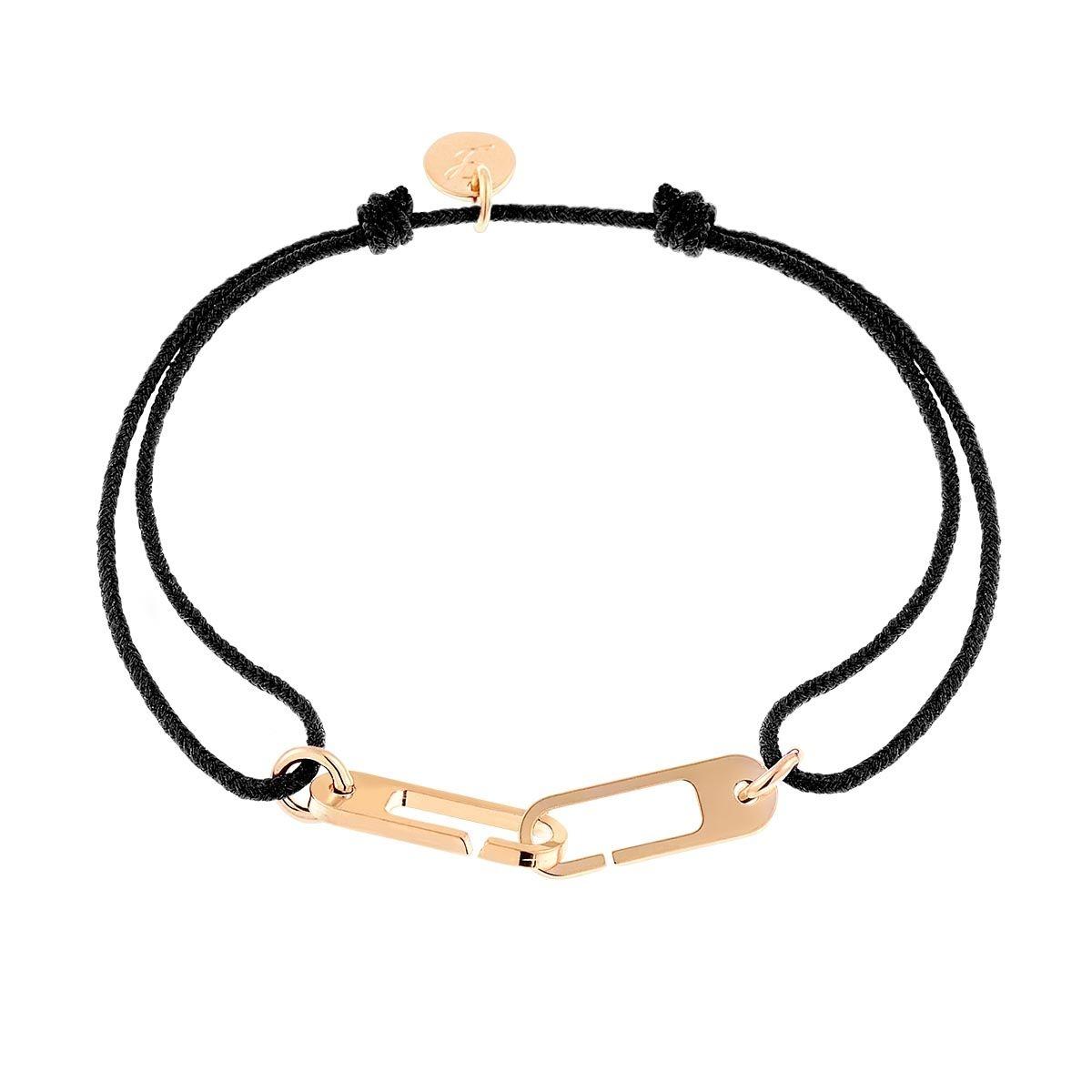Bracelet L'AVARE en Argent 925/1000 Rose