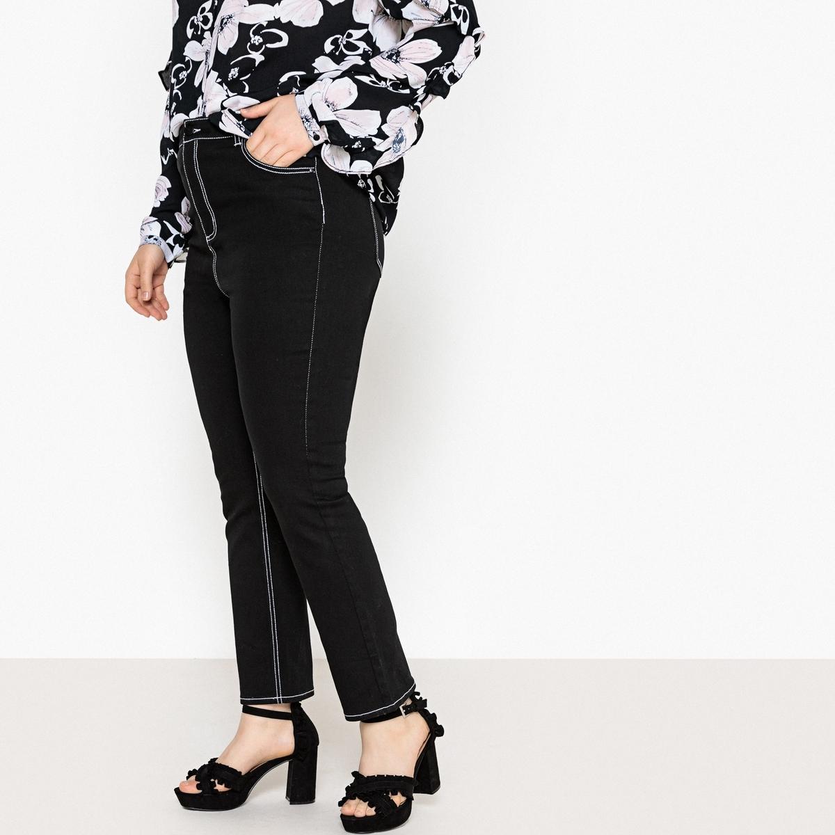Джинсы узкие джинсы расклешенные длина 34