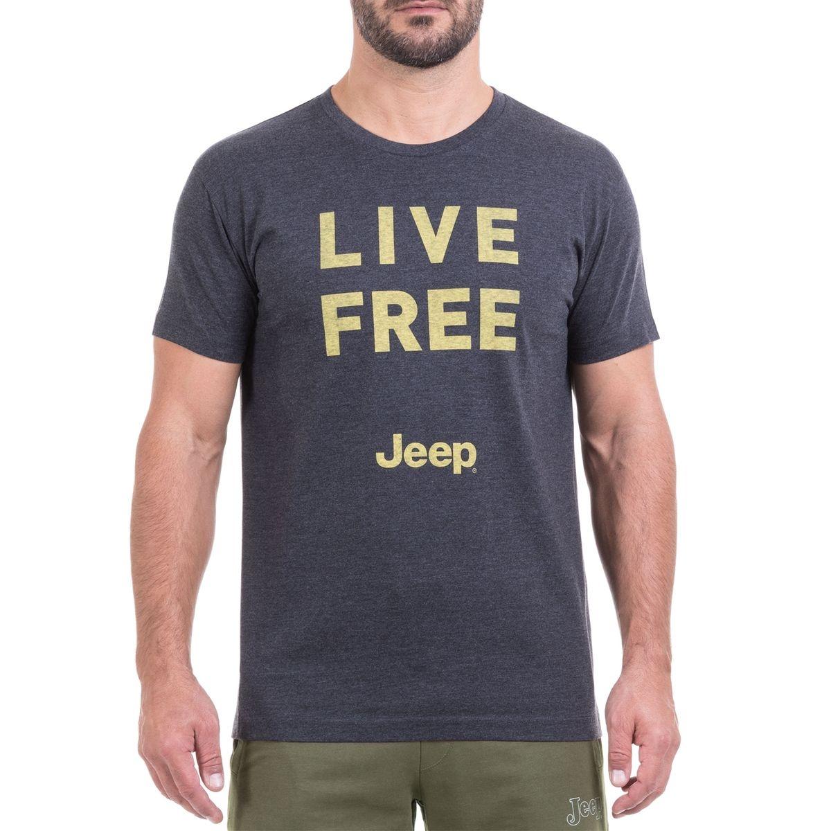 T-SHIRT  LIVE FREE  J9S