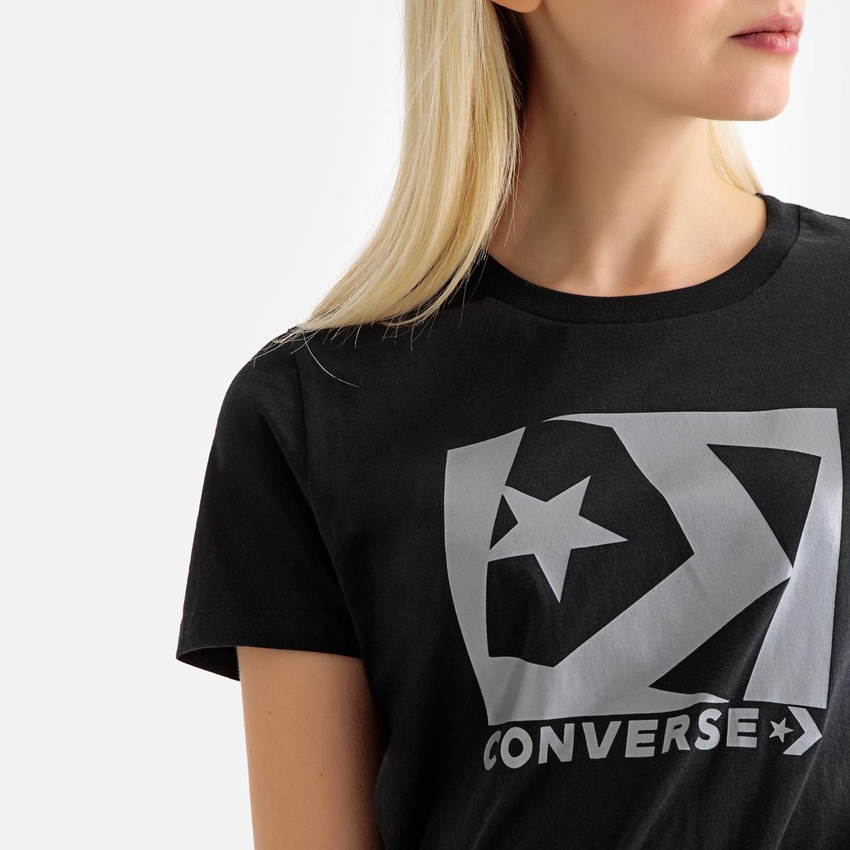 Imagen principal de producto de Camiseta Box Star Chevron Tee - Converse