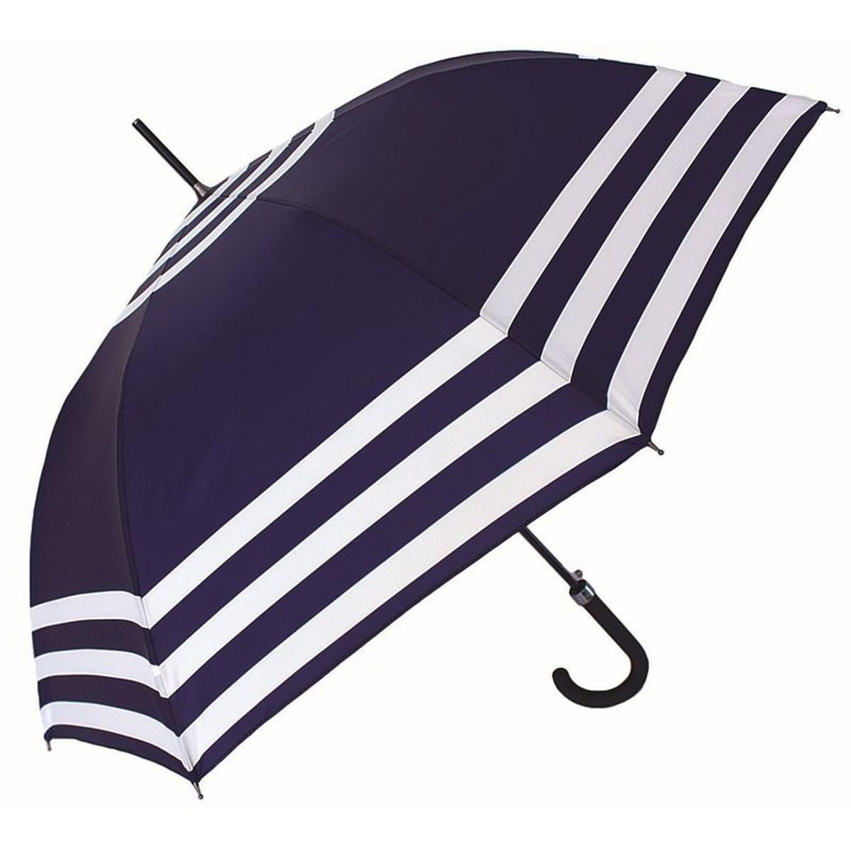 Parapluie NEYRAT - Aspect marinière - Long