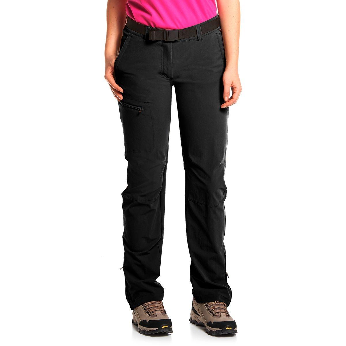 Inara Slim - Pantalon Femme - noir