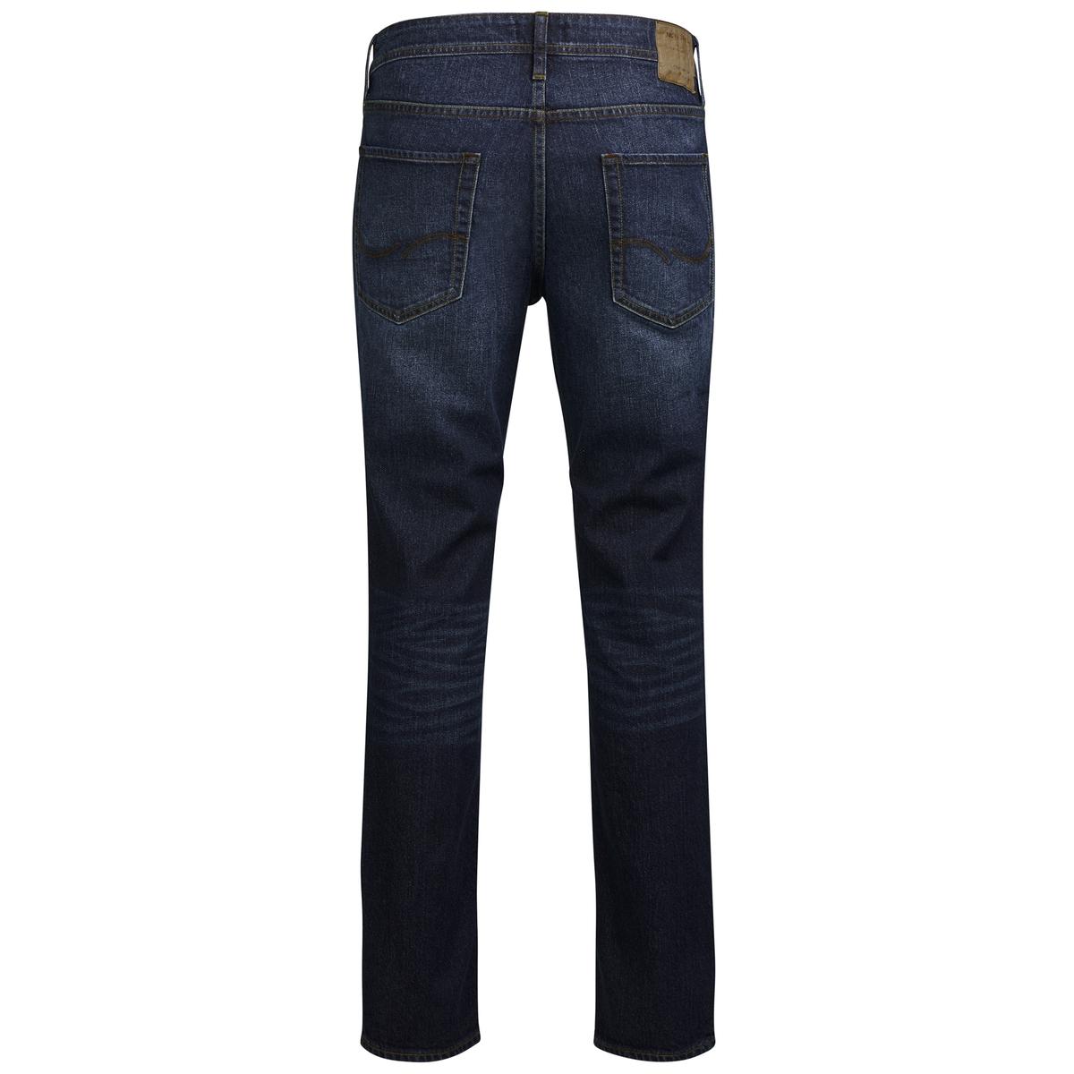 Джинсы узкие ostin тёмные узкие джинсы