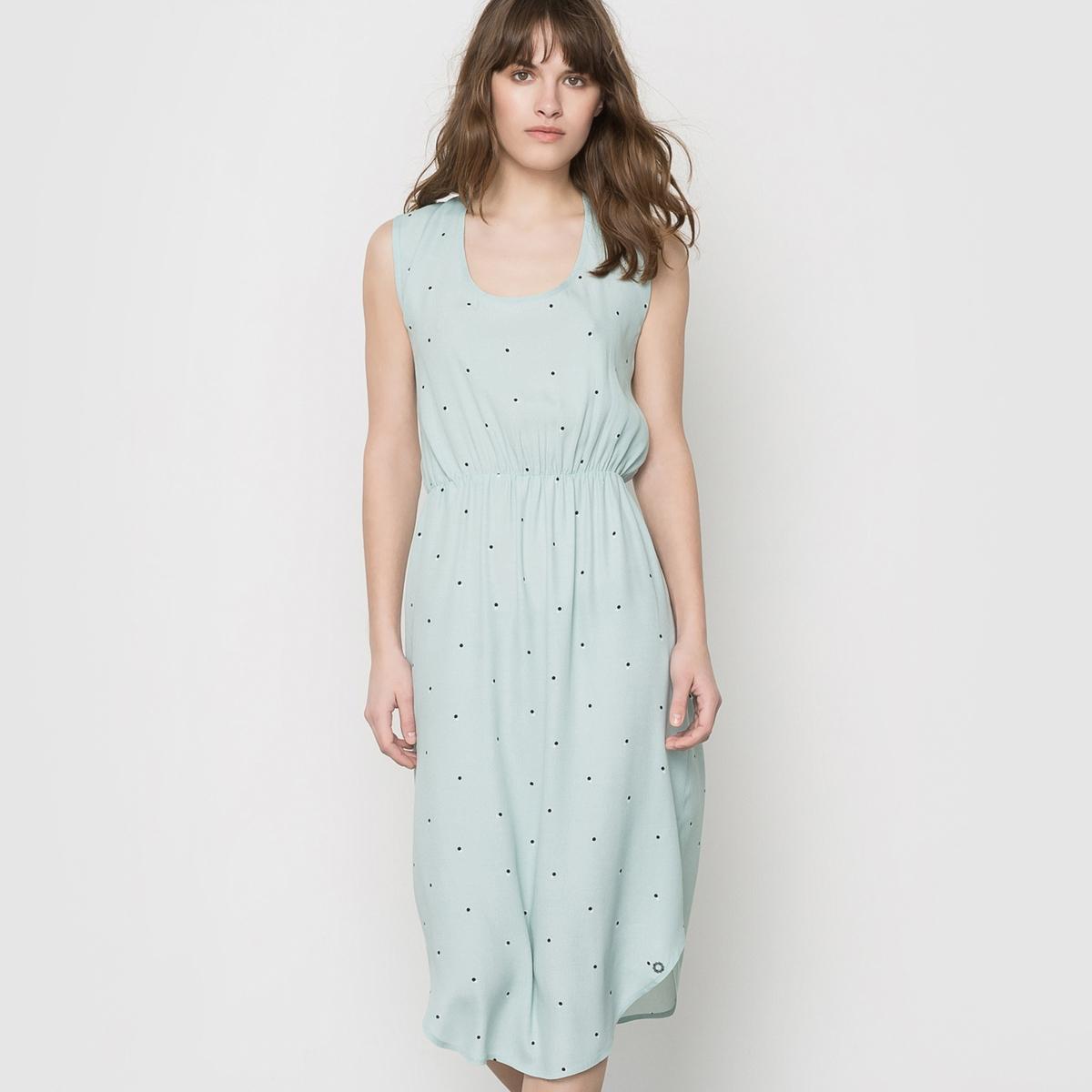 Платье без рукавов с вырезом сзади, KAZUKO платье numph numph nu006ewtcv51