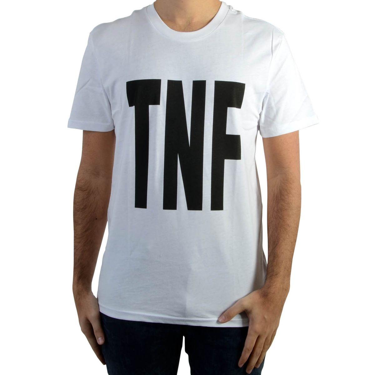 Tee Shirt Tee White Meduim