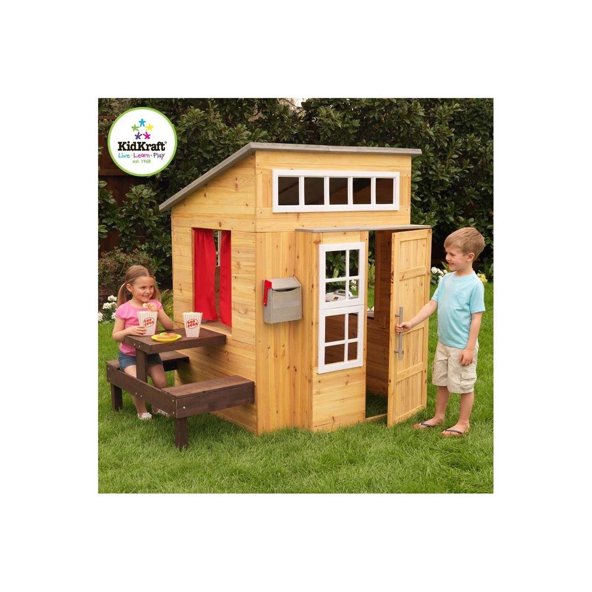 Cabane de jardin pour enfants