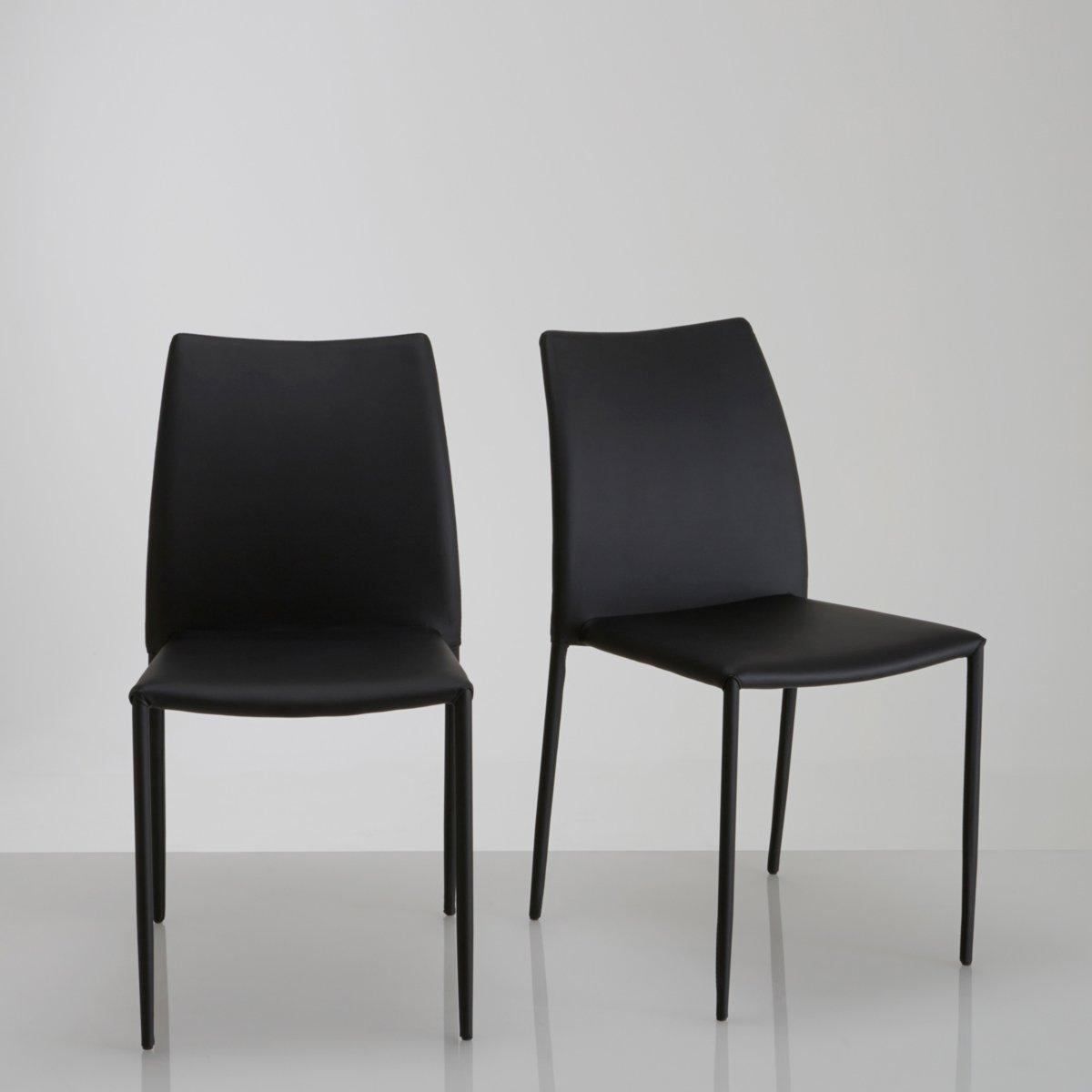 Confezione da 2 sedie design, Newark