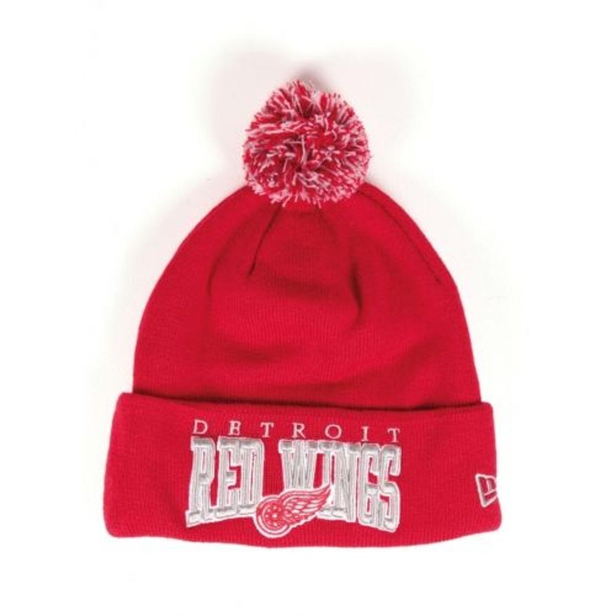 Bonnet Detroit RED WINGS - Arch Cuff - NHL