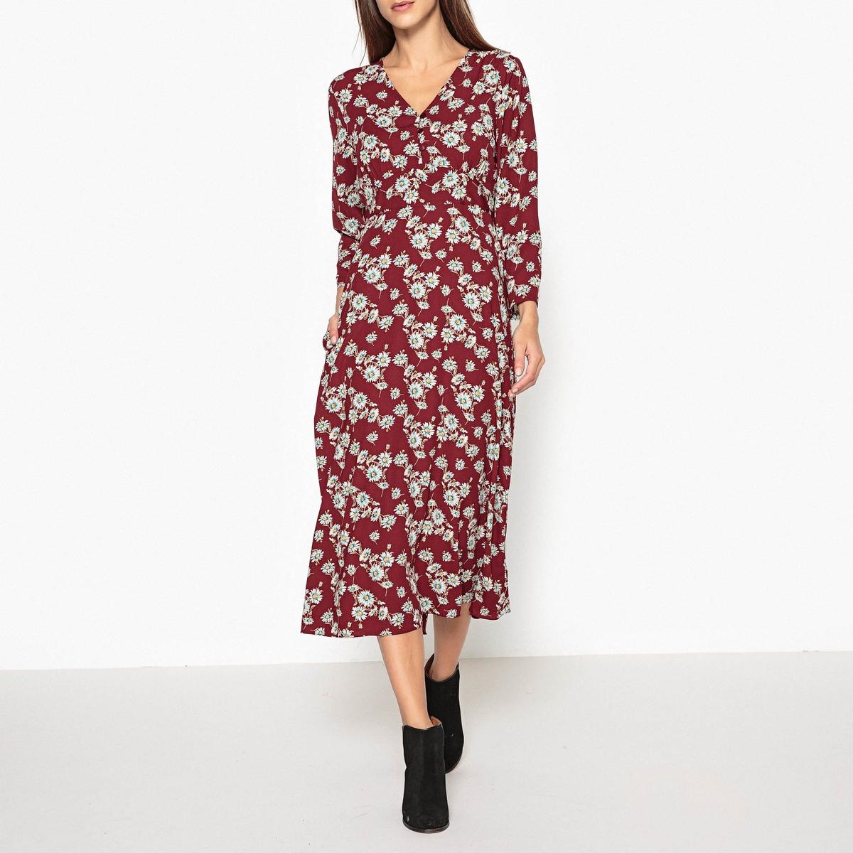 Платье с рисунком DOLLY
