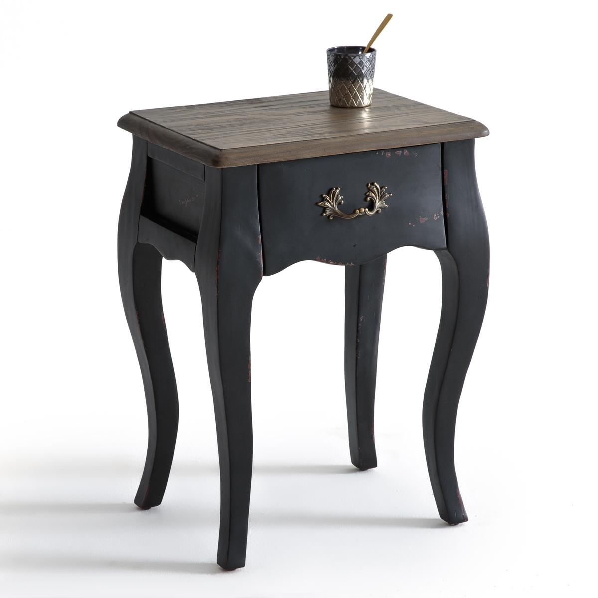 Столик прикроватный с 1 ящиком JANEL