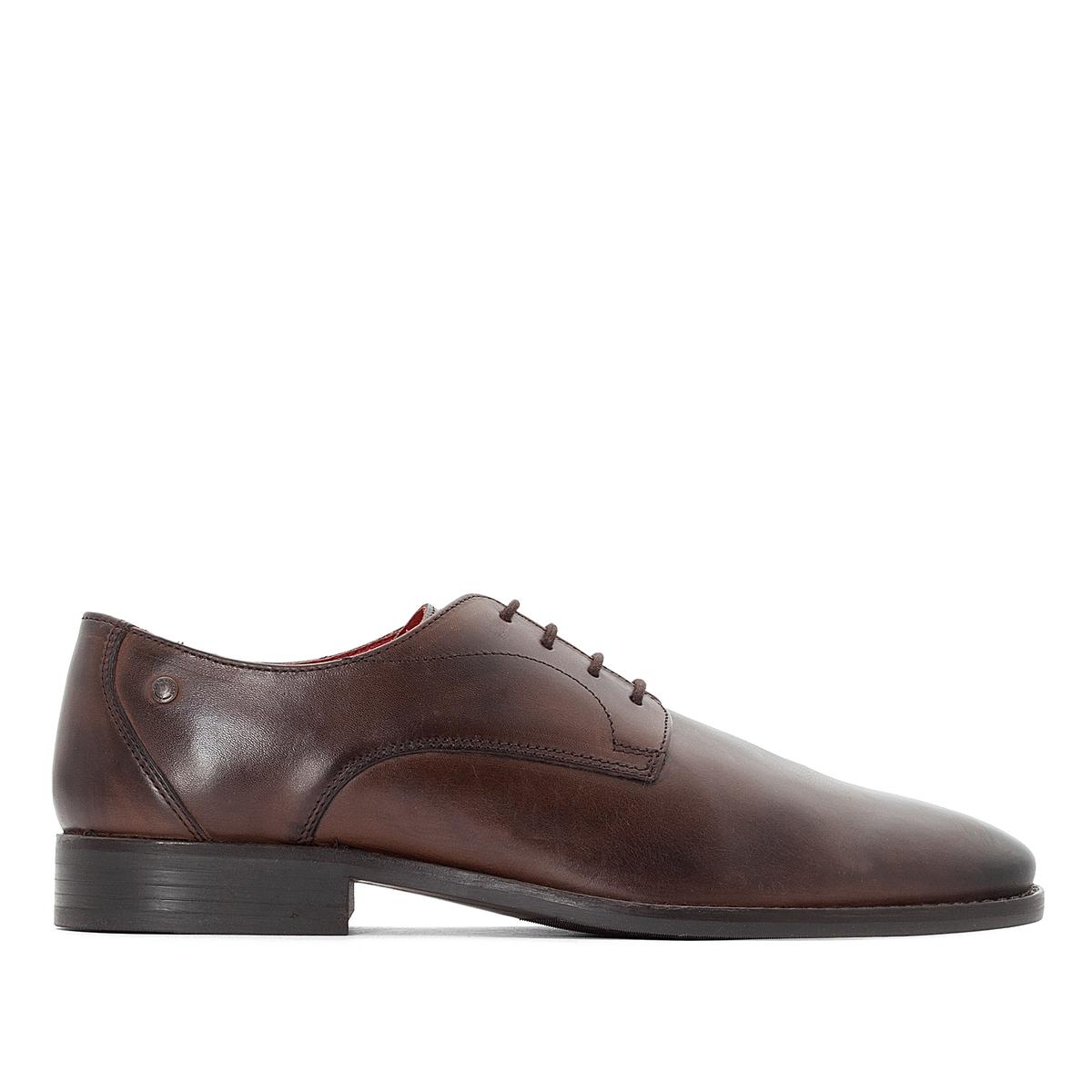 Ботинки-оксфорды кожаные Ivy мужские оксфорды 2015 100
