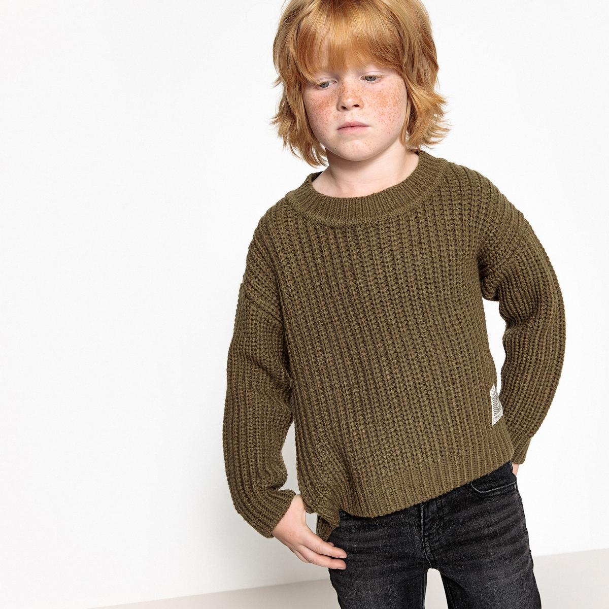 Пуловер из плотного трикотажа, 3-12 лет удлинитель сетевой lux у3 0 03 белый 3 местный без заземления 220в 10а 3м 45