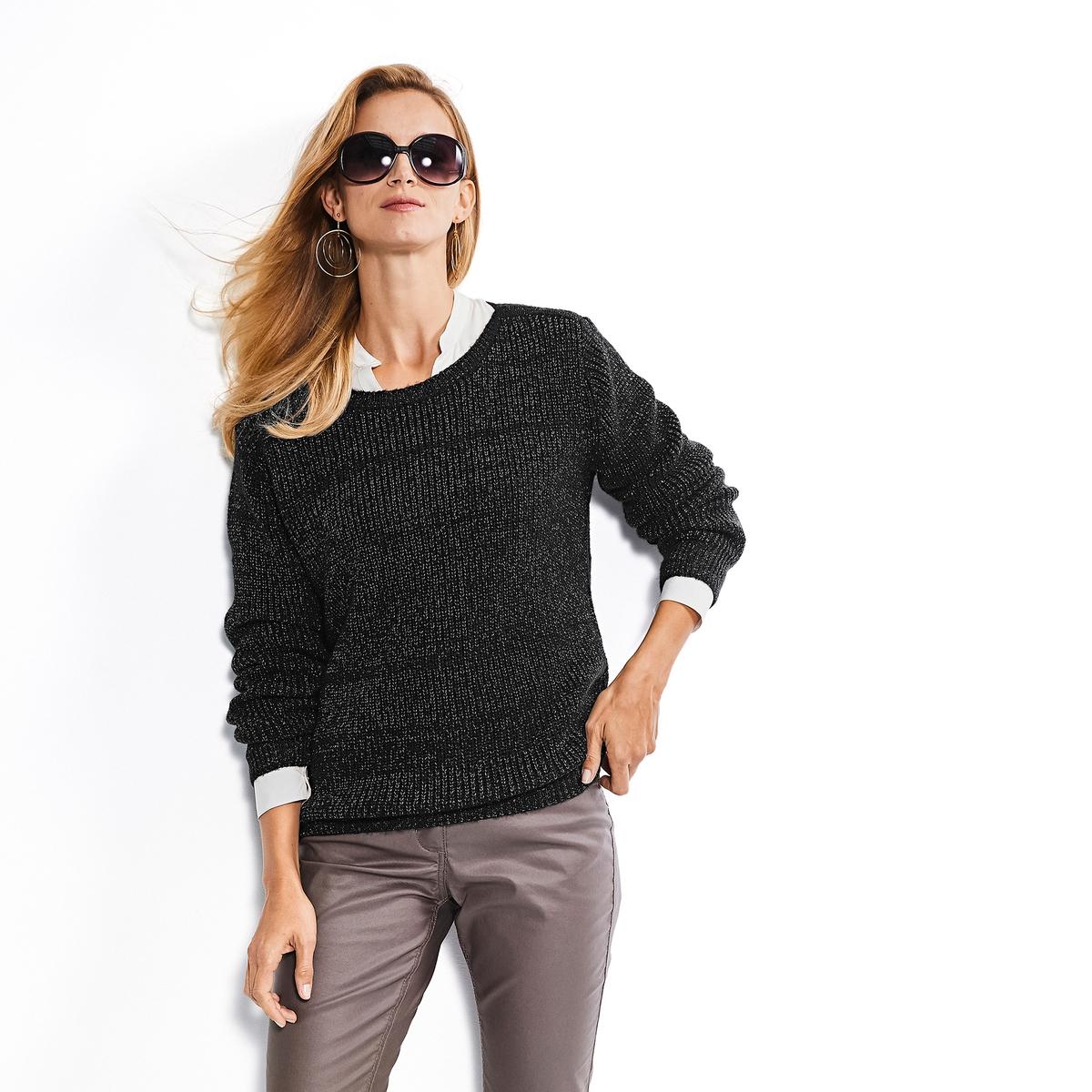 Imagen adicional 2 de producto de Pantalón recto con revestimiento stretch - Anne weyburn