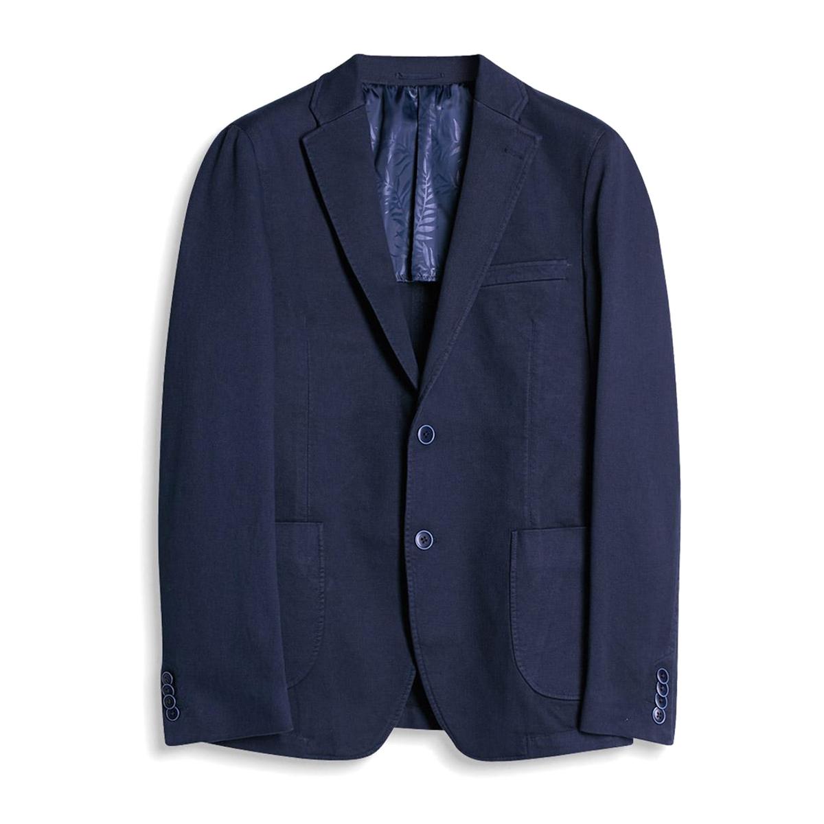Куртка-блейзерСостав и описание :Материал         98% хлопка, 2% эластанаМарка         ESPRIT Уход :Машинная стирка при 30 °С с вещами схожих цветовСтирать и гладить с изнаночной стороныМашинная сушка в умеренном режимеГладить при низкой температуре<br><br>Цвет: темно-синий