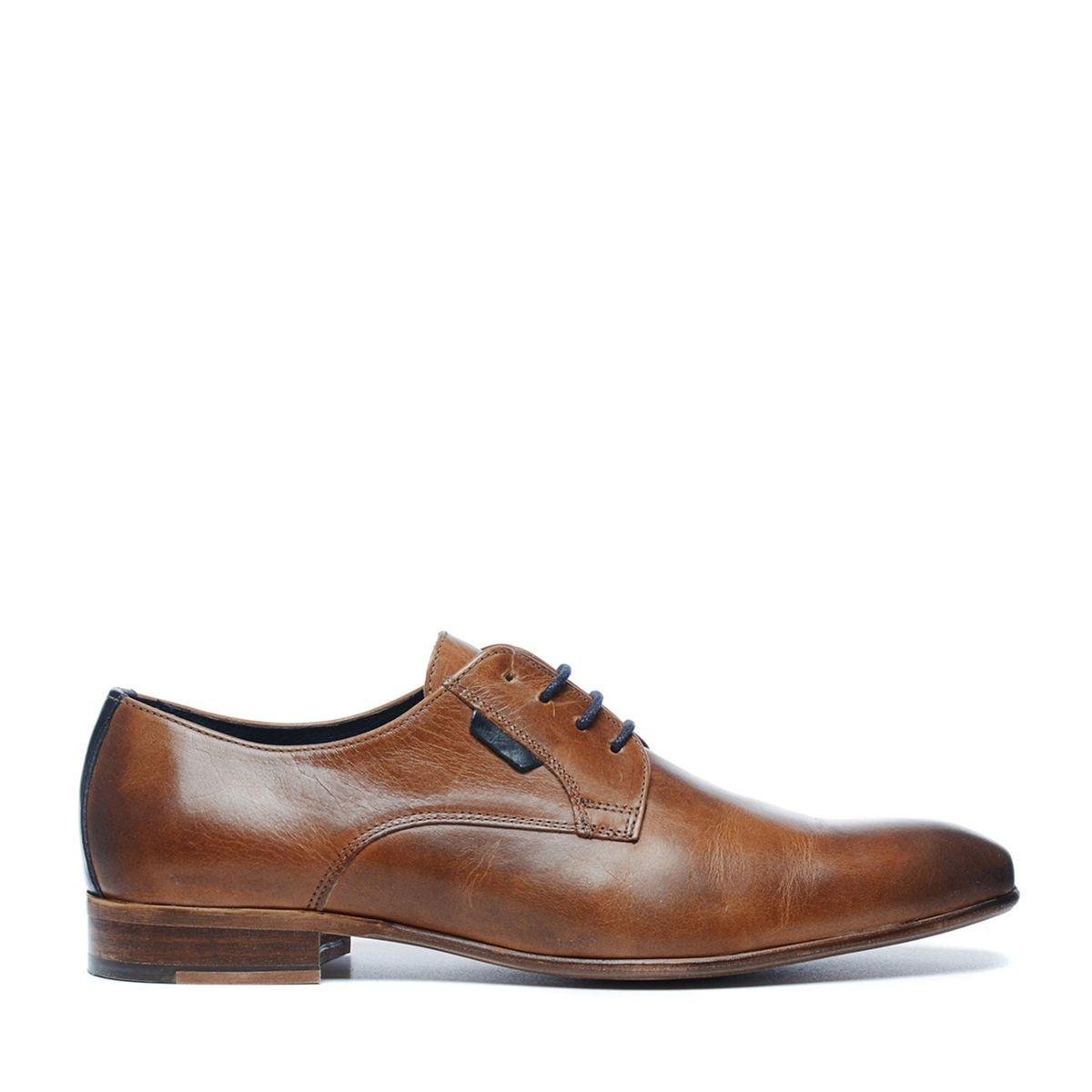 Chaussures à lacets en nubuck