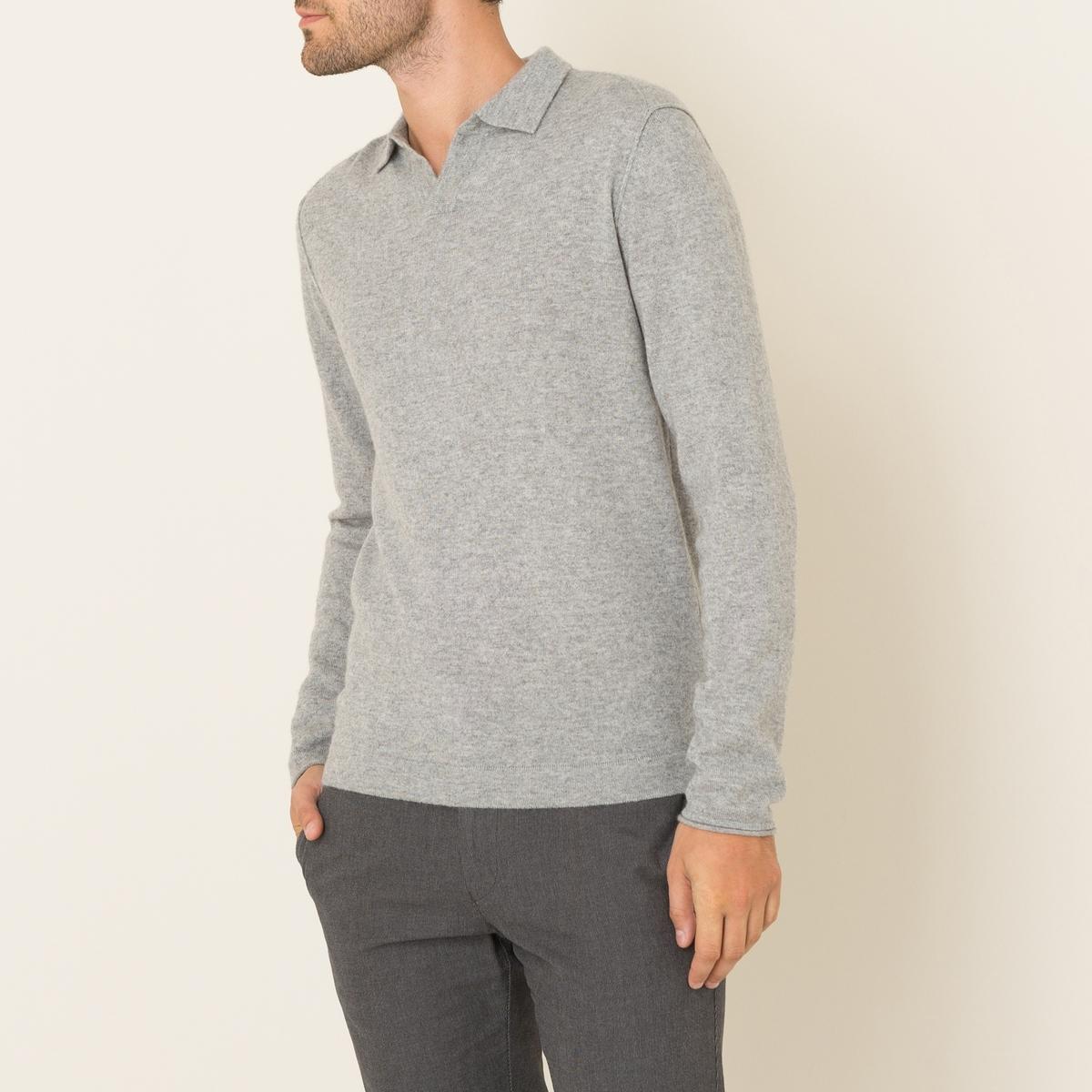 Пуловер из шерсти и кашемира udiaviu изделие из кашемира