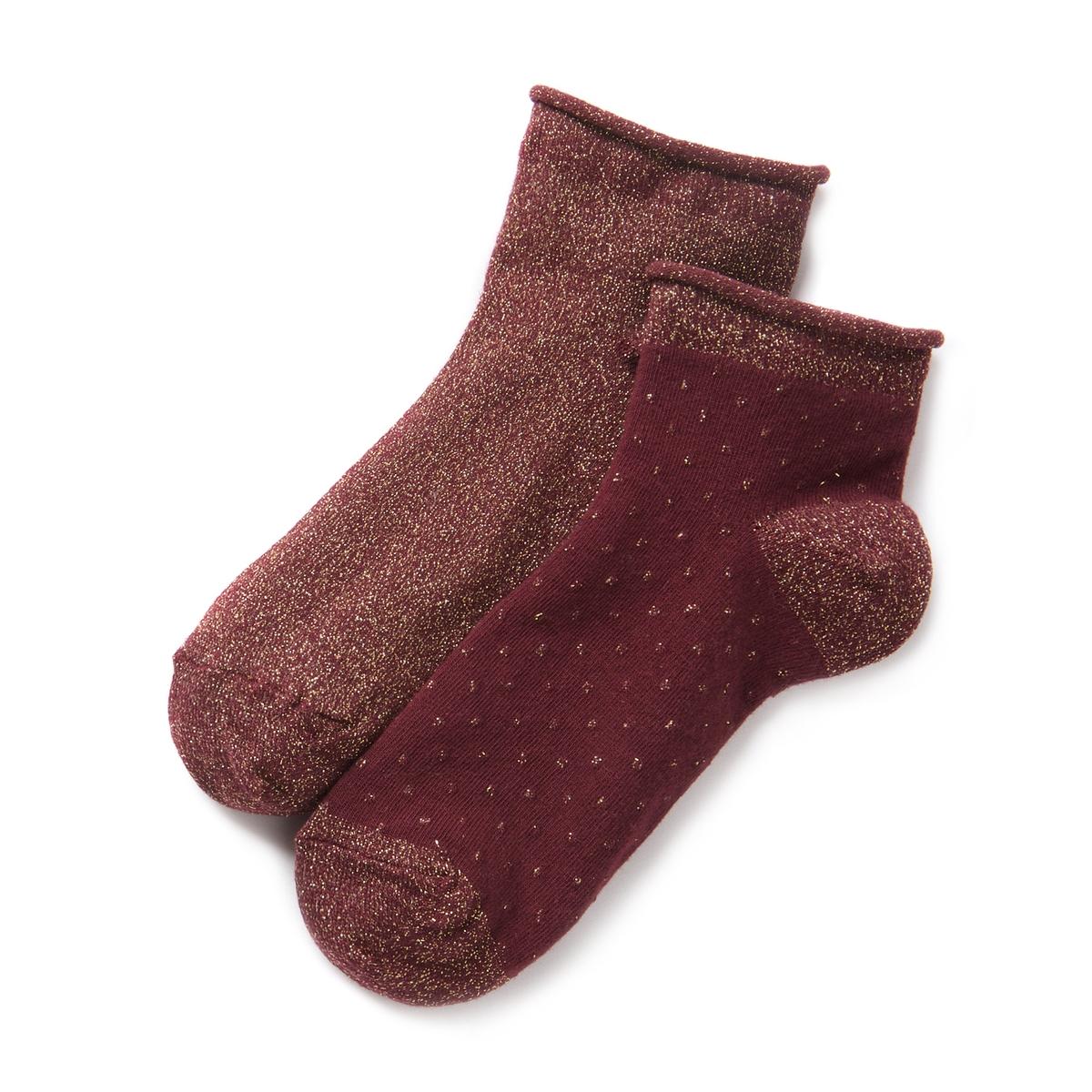 Комплект из 2 пар носков
