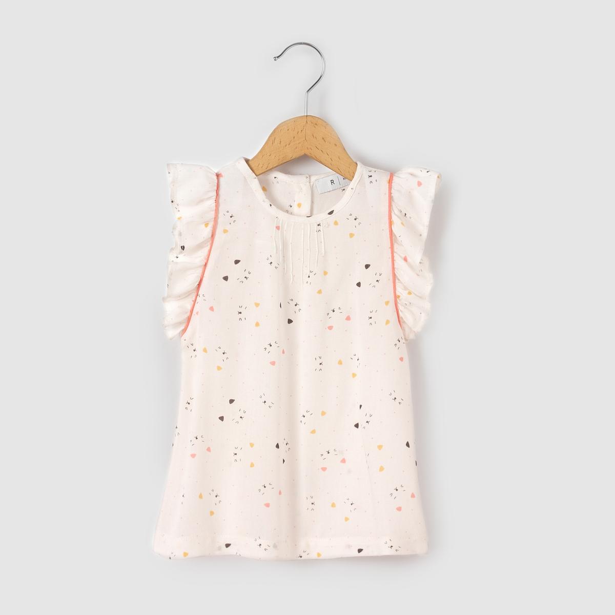 Платье с рисунком, 1 месяц - 3 года