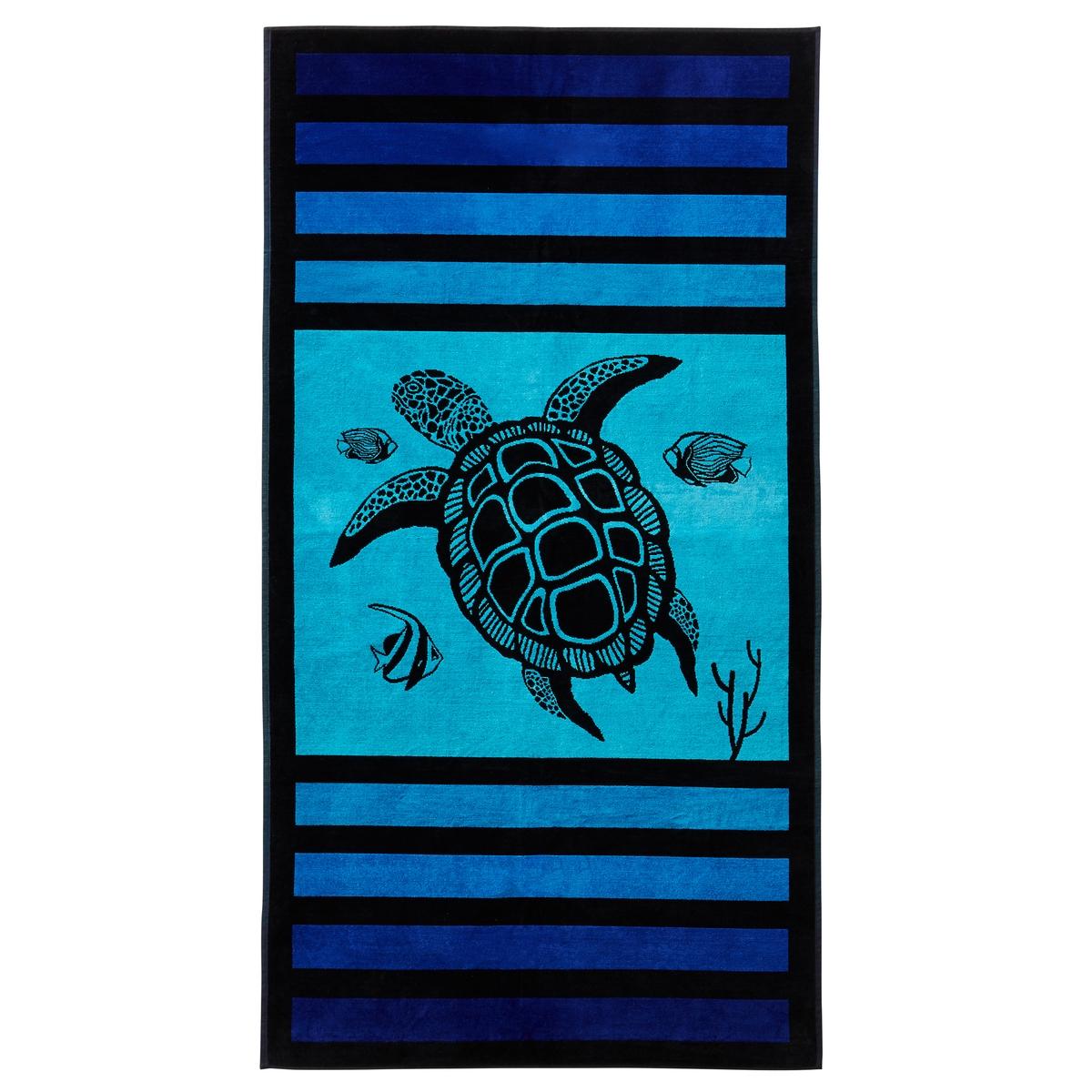 Полотенце пляжное SandyПолотенце пляжное из велюра с жаккардовым рисункомХарактеристики пляжного полотенца Sandy :Махровая ткань из велюра с жаккардовым рисунком, 100% хлопок.440 г/м?.Машинная стирка при 60 °С.Размеры пляжного полотенца Sandy :95 x 175 см<br><br>Цвет: розовый,синий<br>Размер: единый размер