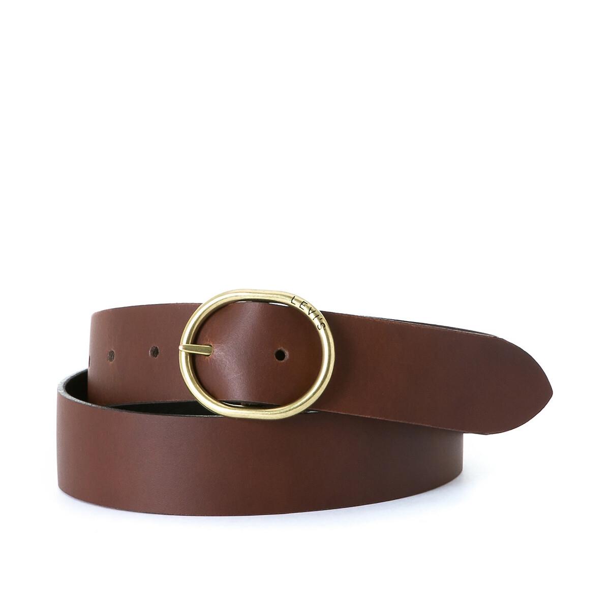 Cinturón de piel Arletha
