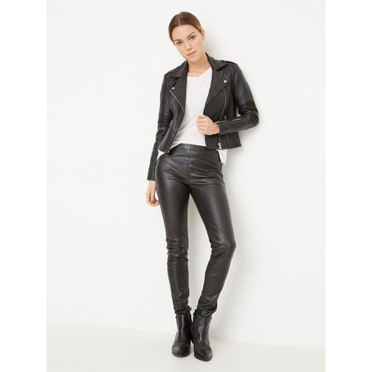 Leggings Imitated NW Leather
