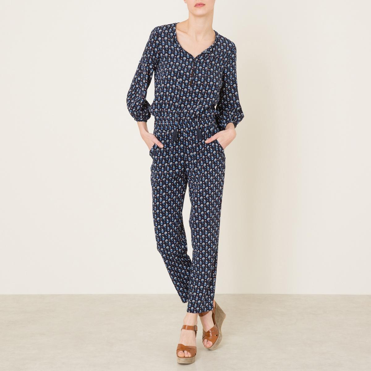 Комбинезон с брюками и рисунком GEMINI от La Redoute