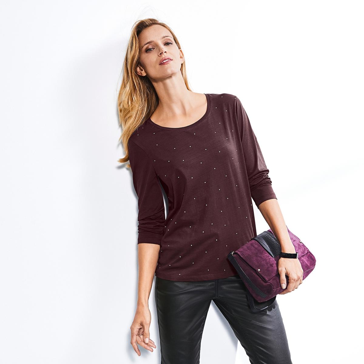 Imagen adicional de producto de Pantalón recto con revestimiento stretch - Anne weyburn