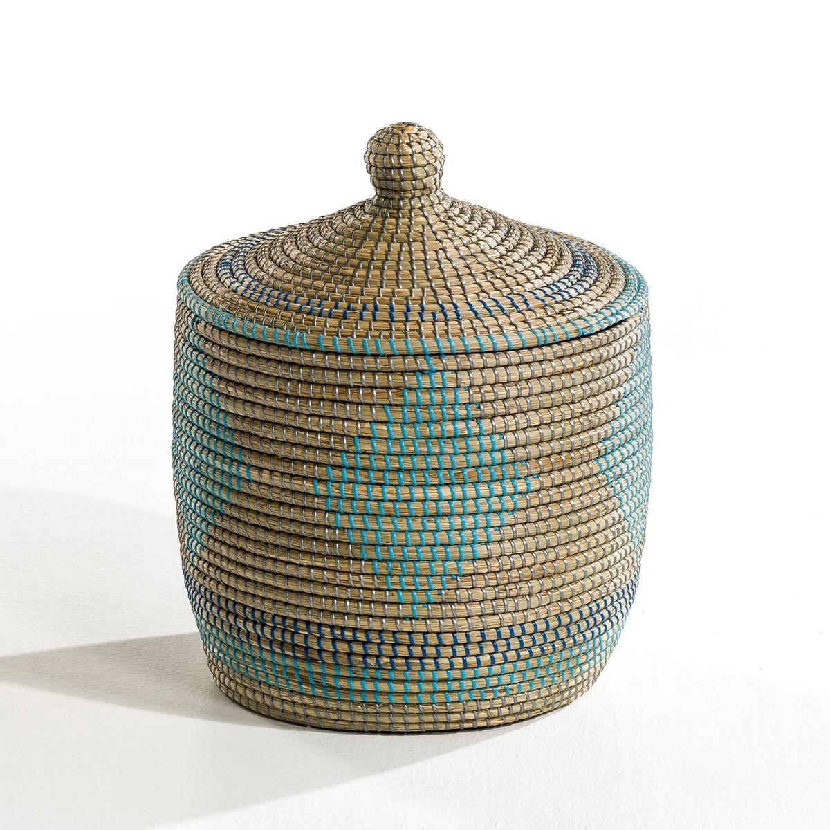 Плетеная корзина Justus маленького размера