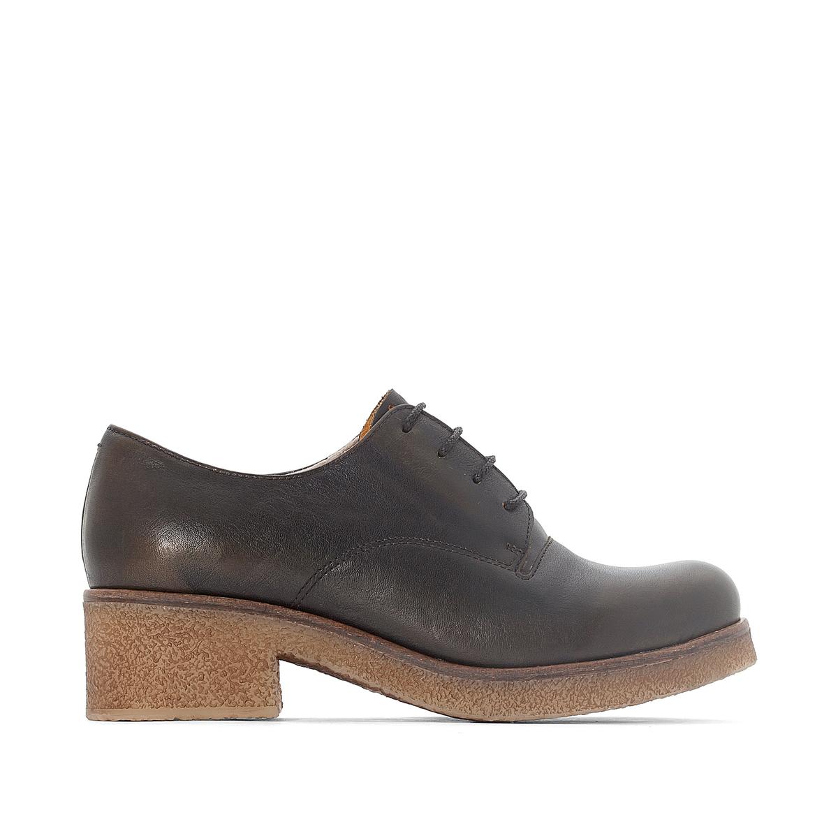 Ботинки-дерби кожаные Carrol