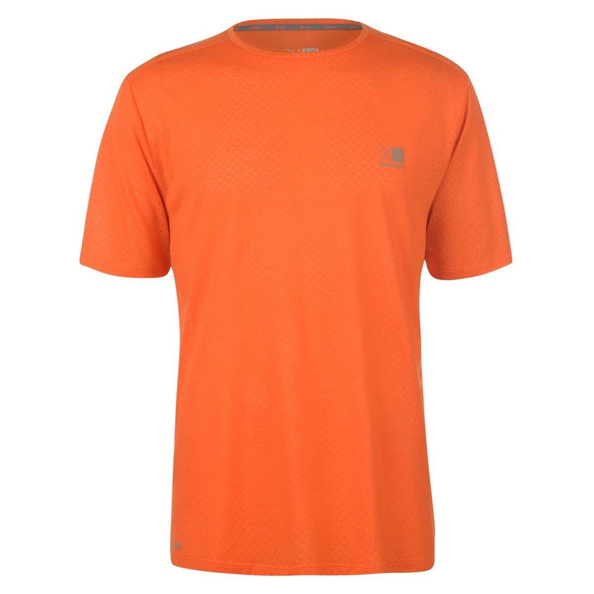 T-shirt d'entrainements sport à courtes manches