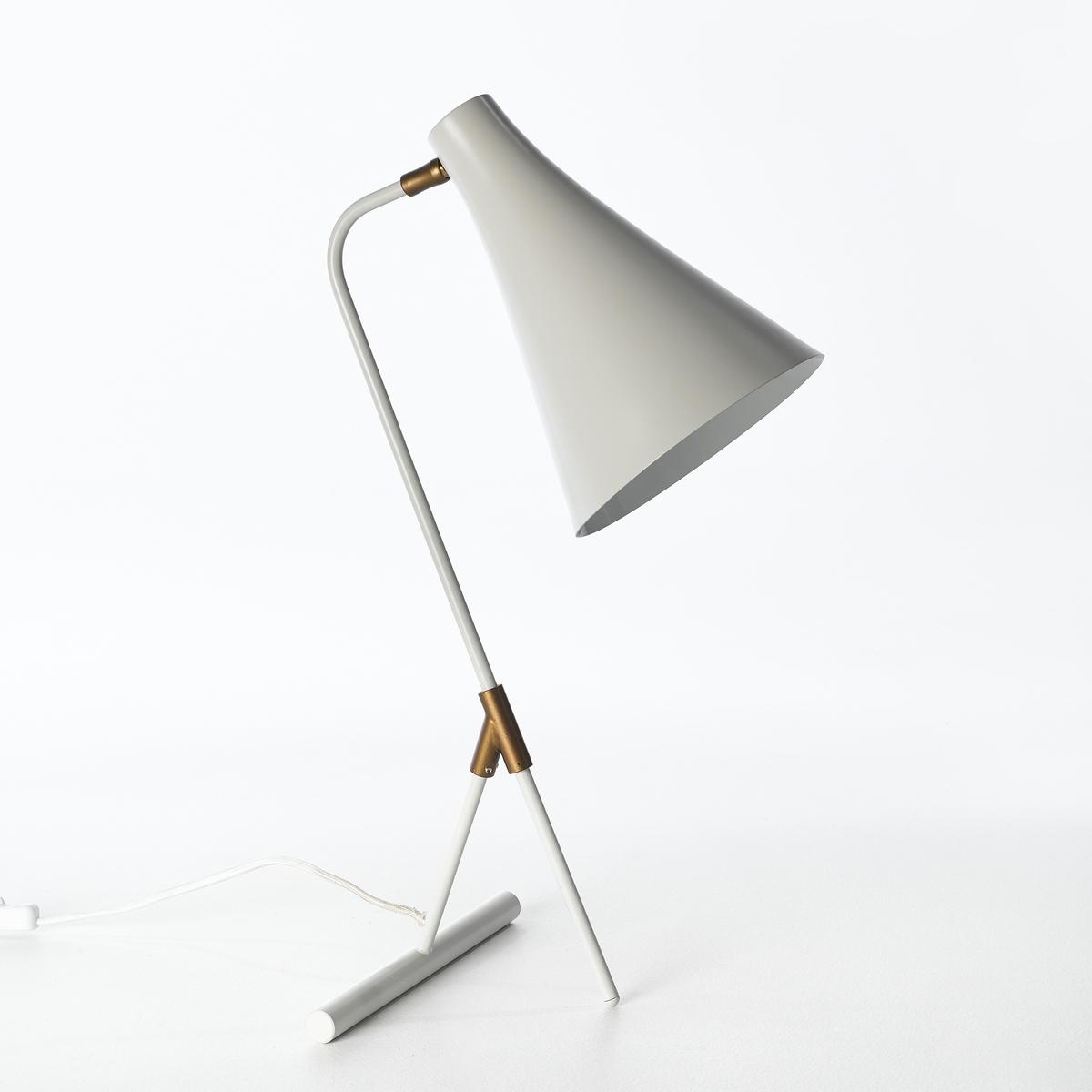 Лампа настольная, Jameson абажур бежевого цвета globo 64111g