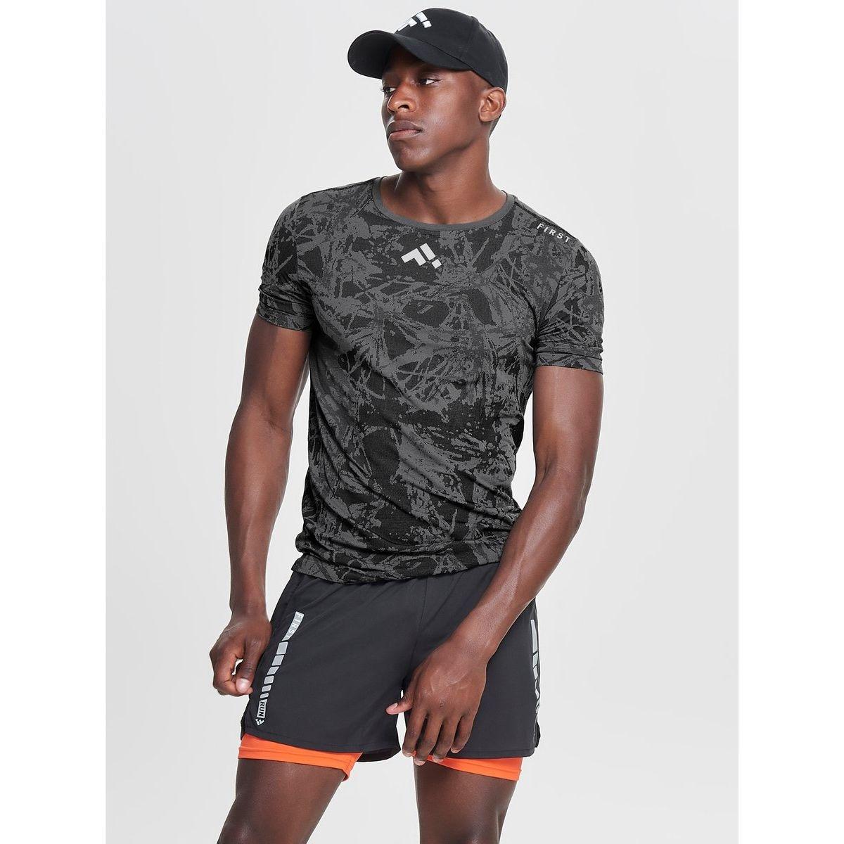 T-shirt sport Sans coutures